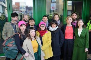 stansted 15 sentences: what happened to the 11 people on board the deportation flight grounded by activists