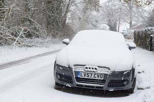we asked you what you thought about medway council giving out tickets to cars abandoned in the snow