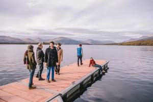 all aboard! setting sail with belle & sebastian