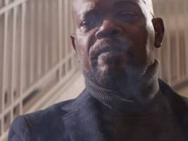 Watch: Samuel L. Jackson Is Back-Back In New SHAFT Movie Teaser