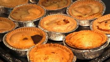football fan faces ban for throwing a pie at chelsea game