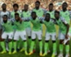 nigeria drop two places in first fifa ranking for 2019