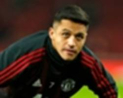 sanchez running out of time to prove himself at man utd following failed leicester audition