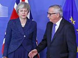 body language expert reveals what that frosty juncker meeting really means