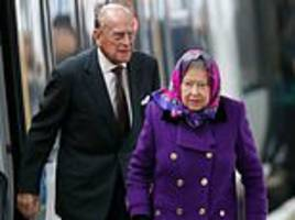 queen extends winter break at sandringham as police continue investigation into prince philip crash
