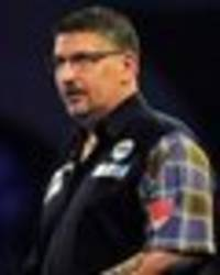 premier league darts: why is gary anderson not playing? who is replacing him?
