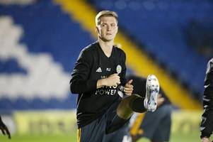 leicester city's 'good project' continues as knight and johnson vie for first-team places
