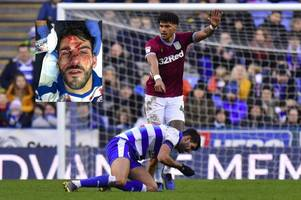nelson oliveira insists tyrone mings could have blinded him with horror stamp