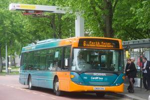 cardiff is getting 36 electric buses to help improve air quality in the city