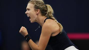 boulter survives scare to put gb ahead v greece in fed cup