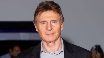 liam neeson replaced as us chat show guest