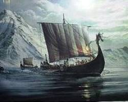 study shows that vikings enjoyed a warmer greenland