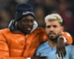 'f***! i need to get on instagram' - guardiola left stunned by mendy's hong kong trip