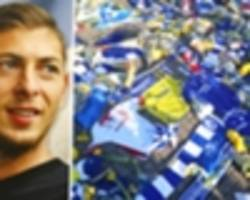 'forever in our thoughts' - football world pays tribute to emiliano sala after body found in plane wreckage