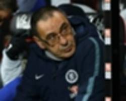 kante call put sarri in this position but chelsea criticism is unfair - hasselbaink
