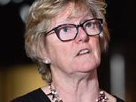 england's chief medical officer dame sally davies announces she is to step down after nine years