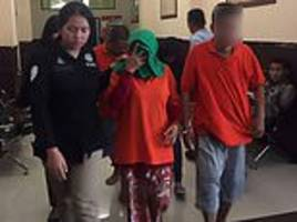 indonesian daughter forced to sleep with her mother's boyfriend to 'spice up their sex lives'
