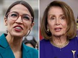 ocasio-cortez launches 'green new deal' climate push – nancy pelosi mocks it