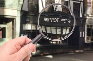 secret service reviews derby's bistrot pierre with a genuine french person