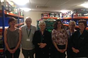 latest appeal for cheltenham foodbank includes nappies and basic hygiene products