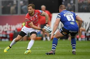 danny cipriani sparks fears he could leave gloucester rugby after speaking about 'unbelievable opportunity' to play in france