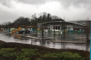 Work starts on new Exeter Smyths Toys store at old Toys R Us site