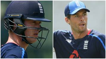 england recall jennings and drop foakes for final test