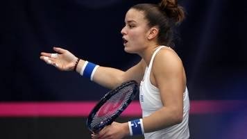 'worst i've seen in my life' - line judges criticised by greek players in gb win