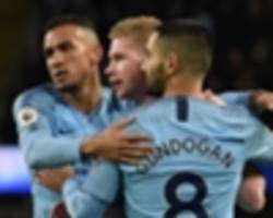de bruyne sets sights on 98 points as man city look to step up title defence