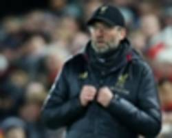 'fasten the seatbelts' - klopp says liverpool & man city title race will go down to wire