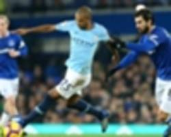 fernandinho has all the qualities needed for centre-back - guardiola