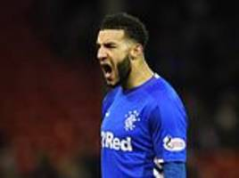 connor goldson claims aberdeen hung pictures of their betfred cup semi-final triumph