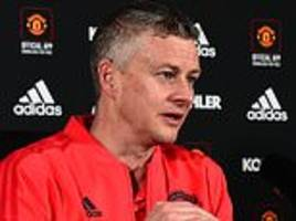 ole gunnar solskjaer warns man united against 'superstar' signings