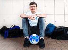 the rise of harry maguire: england's world cup cult hero has not always had it plain sailing
