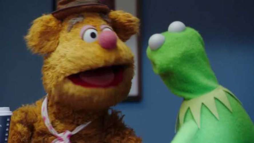 time to light the lights! rumors suggest the muppets are heading back to tv