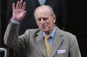 prince philip surrenders his driving licence aged 97 after horror crash