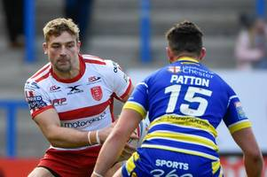 plucky hull kr fall to defeat at warrington wolves but no doom and gloom