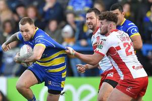 should warrington wolves' blake austin have seen red for tackle on hull kr's joel tomkins?
