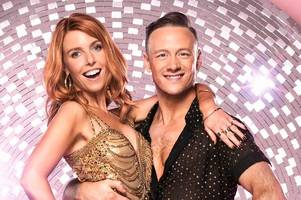 strictly winner kevin clifton writing gritty new tv series based on the real drama behind ballroom dancing