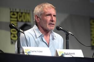 Harrison Ford delivers apocalyptic climate change warning