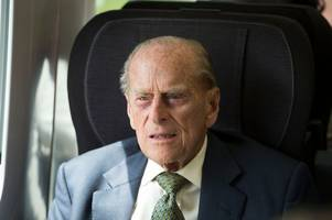 Duke of Edinburgh gives up driving licence after Range Rover crash