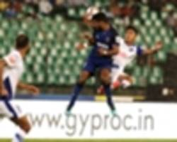 isl 2018-19: bengaluru fc losing steam at the wrong time as first-half sluggishness bites again