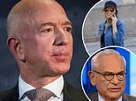 national enquirer says leaker of jeff bezos texts is 'well known' to him and mistress