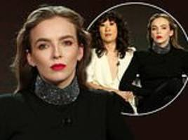killing eve's jodie comer joins co-star sandra oh for tca panel