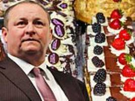 mike ashley pulls his offer to buy patisserie valerie just two days after announcing his interest
