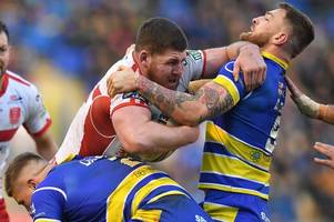 mitch garbutt stars again, jimmy keinhorst impresses, george lawler strong - hull kr player ratings