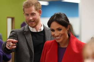 prince harry and meghan markle 'love the cotswolds so much they want another home there'