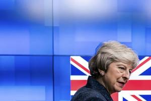 UK's May to promise more Brexit debates in push for more negotiating time