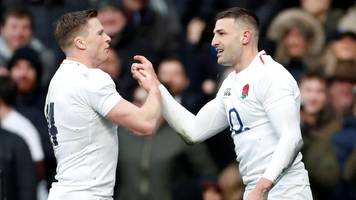 may scores first-half hat-trick as england trounce france in six nations