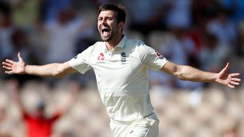 wood takes five-wicket haul to put england in control